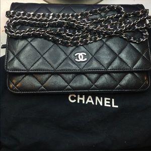 Chanel Black WOC